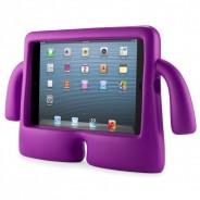 """Детский чехол """"Happy Hands"""", для iPad 2/3/4, фиолетовый"""