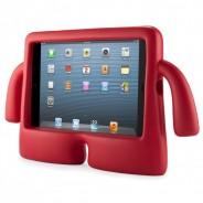 """Детский чехол """"Happy Hands"""", для iPad 2/3/4, красный"""