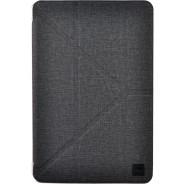 Чехол Uniq для iPad Mini 4/5 Yorker Kanvas Black