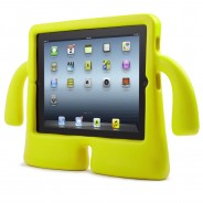 "Детский чехол ""Happy Hands"", для iPad 2/3/4, желтый"