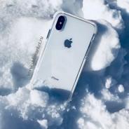 """Чехол """"Фруктовый лед"""" для iPhone XS/ X (5.8), белый"""