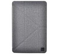Чехол Uniq для iPad Mini 4/5 Yorker Kanvas Grey
