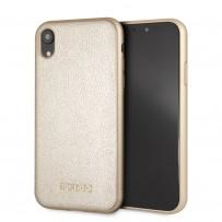 Чехол Guess для iPhone XR (GUHCI61IGLGO)