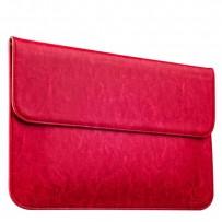 Защитный чехол-конверт i-Carer Genuine Leather Series для Apple MacBook Air 13 (RMA131rose) Розовый