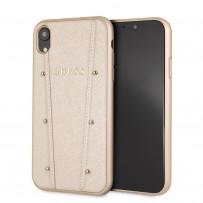 Чехол Guess для iPhone XR (GUHCI61KASABK)