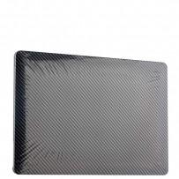 Защитный чехол-накладка BTA-Workshop Wrap Shell-Twill для Apple MacBook 12 Retina карбон черная