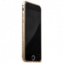 Бампер металлический iBacks Essence Aluminium Bumper for iPhone 6s/ 6 (4.7) - gold edge (ip60004) Gold Золотой