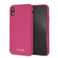 Чехол Guess для iPhone XR (GUHCI61LSGLPI)
