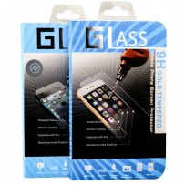 Стекло защитное для iPhone 5S/ 5C/ 5/ iPod touch 5 - Premium Tempered Glass 0.26mm скос кромки 2.5D