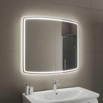 Gotland Зеркало с LED подсветкой, 900х800, сенсорное управление