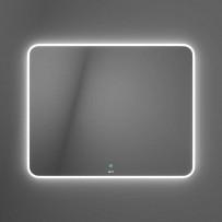 Skansen Зеркало с LED подсветкой, 1000х800, сенсорное управление