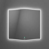 Roxen Зеркало с LED подсветкой, 750х745, сенсорное управление
