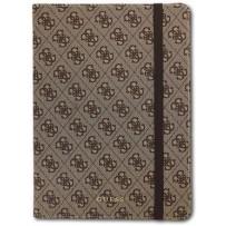 Чехол Guess для iPad 9.7 (2018) 4G collection Folio Brown