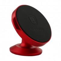 Автомобильный держатель Baseus Small Ears Series Magnetic Bracket магнитный универсальный SUER-B09 Красный