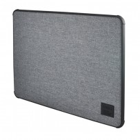 Чехол Uniq для Macbook Pro 13 (2016/2018) DFender Sleeve Kanvas Grey