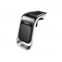 Автомобильный держатель Hoco CA74 Universe air outlet magnetic car holder магнитный универсальный в решетку черный