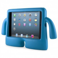 "Детский чехол ""Happy Hands"", для iPad mini, голубой"