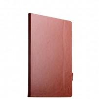 "Чехол кожаный XOOMZ для iPad Pro (12.9"") Knight Leather Book Folio Case (XID702dbr) Темно-коричневый"