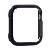 Чехол пластиковый бампер PC COTEetCI для Apple Watch Series 4/5 (CS7066-BK) 44мм Черный