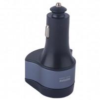 Разделитель автомобильный Remax RCC218 Journey Car charger (2USB: 5V 4.8A Max) - Черный