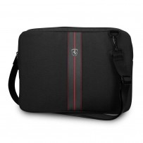 "Сумка Ferrari для ноутбуков 13"" Urban Sleeve with strap Black"