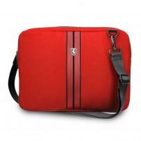 "Сумка Ferrari для ноутбуков 13"" Urban Sleeve with strap Red"