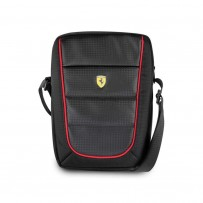 "Сумка Ferrari для планшетов 10"" Scuderia Bag Nylon/PU Black"