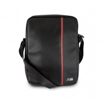 "Сумка BMW для планшетов 8"" M-Collection Bag PU Carbon Black/Red"