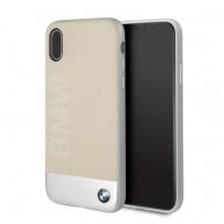 Чехол BMW, для iPhone XS/ X (BMHCPXSGLALBE)