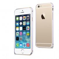 """Бампер алюминиевый """"DX"""" для iPhone 6, серебро"""
