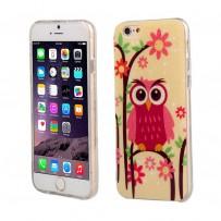 """Чехол """"Owl"""" Джес,  для iPhone 5/5S."""