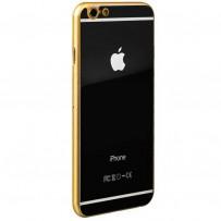 """Двусторонние защитное стекло """"Mirror"""" для iPhone 6, черное."""