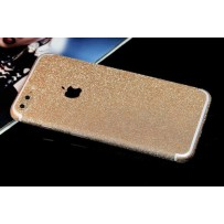 "Защитная, противоскользящая пленка ""Magic sticker"" для iPhone 7,  розовое золото"