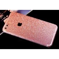 """Защитная, противоскользящая пленка """"Magic sticker"""" для iPhone 7, розовый"""