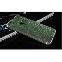 """Защитная, противоскользящая пленка """"Magic sticker"""" для iPhone 7, изумрудный"""