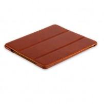 """Чехол кожаный i-Carer для iPad Pro (10.5"""") Vintage Series (RID708br) Коричневый"""