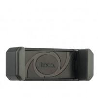 Автомобильный держатель Hoco CPH01 Mobile holder for car outlet универсальный в решетку черный