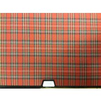 Защитный чехол-накладка BTA-Workshop для Apple MacBook Pro Retina 15 клетка красная