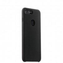 Чехол-накладка силиконовый COTEetCI Vogue Silicone Case для iPhone 7 Plus (5.5) CS7025-BK-GY Черный/ Графит