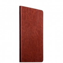 Чехол кожаный XOOMZ для iPad Air 2 Knight Leather Book Folio Case (XID603dbr) Темно-коричневый