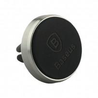 Автомобильный держатель Baseus Magnet Car Mount магнитный универсальный в решетку SUGENT-MO01 Черный