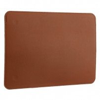 "Защитный чехол-конверт COTEetCI Leather (MB1018-BR) PU Ultea-thin Case для Apple MacBook New Pro 13""/ New Air 13"" Коричневый"
