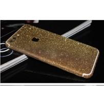 "Защитная, противоскользящая пленка ""Magic sticker"" для iPhone 7, золото"