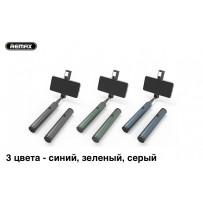 Монопод для селфи Remax Portable Wireless Selfie stick (0.61 м) Green Зеленый