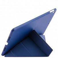 """Чехол-подставка Deppa Wallet Onzo для Apple iPad Pro (10.5"""") Soft touch 1.0мм D-88032 Синий"""