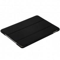 Чехол кожаный i-Carer для iPad Air 2 Litchi Pattern Series (RID601bl) Черный