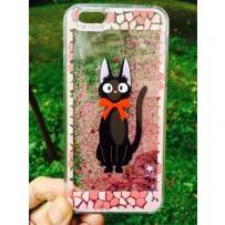 """Чехол """"Звездный кот"""" для iPhone 6/6S, розовый."""