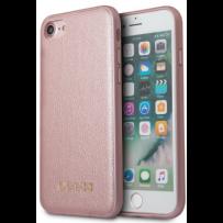 Чехол GUESS для iPhone 7/8 SE 2 Iridescent Hard PU Rose Gold