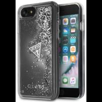 Чехол GUESS для iPhone 7/8 SE 2 Glitter Hard Silver