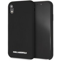 Чехол Karl Lagerfeld для iPhone XR (KLHCI61SLBKS)